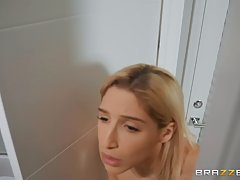 Abella Danger likes to make love with women because it feels...
