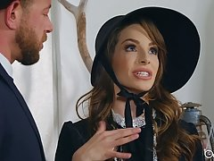 Kimmy Granger is a delightful woman who knows how to suck co...