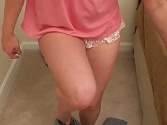 Blue- eyed blonde likes rough sex and cheats on her boyfrien...