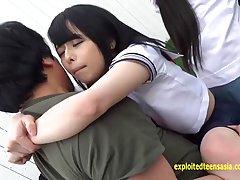 Смотреть порно молоденьких японочек